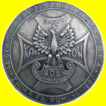 Odznaka Związku Weteranów Frontu Rumuńskiego